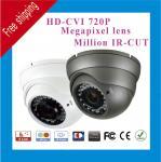 China DAHUA Solution 1Megapixel 30m IR distance 2.8~12mm/4~9mm lens 720P HD-CVI IR Metal Dome Camera 36 LED weatherproof wholesale