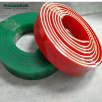 China Screen Squeegees Rubber/Screen Printing Squeegee Blades for textile printing wholesale