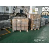 China die casting & plastic injection part packed for trucking shipment to Euro on sale