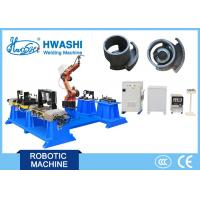 China 6 Axis Welding Robot Machine Auto Car Seat Accessories Spare Parts Automatic MIG/ CO2 / TIG Welder on sale