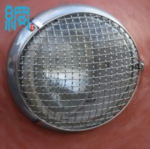China VW(Volkswagen) Headlight Grilles Mesh (185mm & 220mm Diameter) wholesale