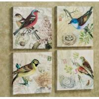 China MDF frameless decorative painting wholesale