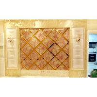 China Decorative Laminated Glass Panels / KTV Commercial Glass Panels Sound Insulation wholesale
