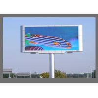 Quality Concave Nationstar Outdoor Waterproof Led Advertising Panels P8 High Brightness for sale