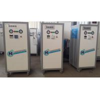 China High Purity Stainless Steel Small Nitrogen Generator For Nitrogen Puffing wholesale
