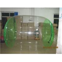 Buy cheap 1.0mm pvc or tpu competitive water walking ball price with good quality from wholesalers