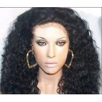 China 5A Unprocessed Remy Indian Hair Extensions 12''- 32'', Natural Black on sale