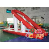 China Floating Inflatable Water Game Swing Sport Lake Sea Aqua Funny wholesale