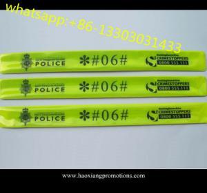 China custom Special Cool Slap Band Wide Slap Bracelet Silicone Slap Wristband with your logo wholesale