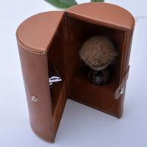 Quality Shaving Razor Shaving Bowl Badger Shaving Brush Set and Stand for sale
