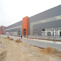 China Professional Constructure Design Ligh Steel Structure Prefab Warehouse wholesale