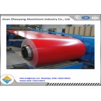 China H14 H18 H24 H112 Color Coated Aluminum Sheet Coil For Roofing / Cladding Panel wholesale