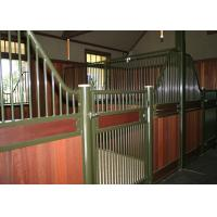 Buy cheap 6 Horses European Horse Stalls Strong Solid Welded One Piece Frame from wholesalers