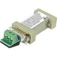 China ASIC RS485 to RS232 Converter with DB9 pin Interface Support Windows2000 / XP wholesale