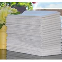 China soft & breathable spunlace non woven fabric for sanitary napkins on sale