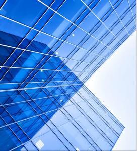 China 2.0mm Aluminium Frameless Glass Curtain Wall Glazing With Low - E Glass wholesale