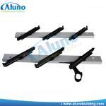 China Good ventilation louver aluminium profile glass frame wholesale