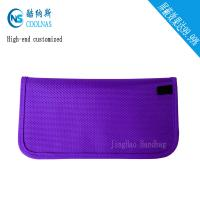 Quality Pregnant RFID Travel Bags Cell Phone Signal Blocker Pouch For Mobile Phones for sale