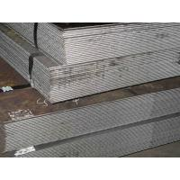 China 2348mm / custom cut Q195, Q235, Q345 Hot Rolled Coils / Sheet / Checkered Steel Plate wholesale