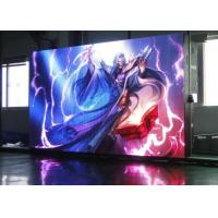 China Epistar Chip Indoor Advertising Display P5 / RGB Led Display Video Wall With 2500nits Brightness on sale
