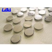 China Lithium Manganese CR2450 Button Battery  Light Weight CR1220 CR2477 CR2430 wholesale