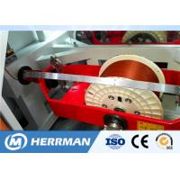 China Heavy Duty Torsion Free Pair Cable Twisting Machine For CAT5 CAT6 CAT7 Fatigue Resistant wholesale