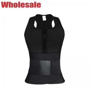 China Black XS-3XL Workout Waist Trainer Vest For Women wholesale