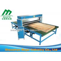 China Sponge Exhausting Foam Mattress Cutting Machine Electric Driven One Year Guarantee wholesale