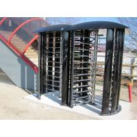 China IP54 202 stainless steel Single-channel Dual-channel full height turnstile  systems gates wholesale