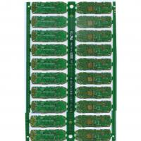 Buy cheap FR4, TG , CEM-1 , Aluminium multilayer ceramic pcb 10 Layer 0.2 - 3.0mm from wholesalers