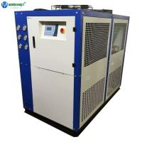 China Industrial Chiller System Air Cooled Water Chiller 55kw 20% Sulfuric Acid Cooling Tank on sale