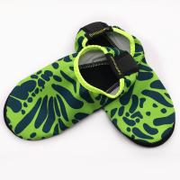 China Unisex Water Sport Shoes Comfortable Fabric For Snorkeling / Surfing wholesale