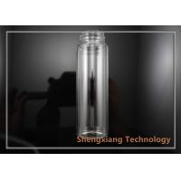 Quality Transparent Slim Borosilicate Glass Vials 95ml For Health Care Products for sale