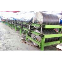 China 200kw Motor PU Sandwich Panel Production Line For Prefabricated Houses on sale
