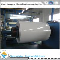 China 1060 0.5mm PVDF Prepainted Aluminum Coil wholesale