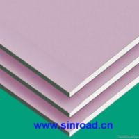 China Fireproof Gypsum Board / Paper Face Gypsum Board wholesale