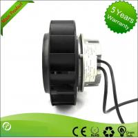 China 175mm EC Centrifugal Fans With Air Purification Pa66  Fresh Air System wholesale
