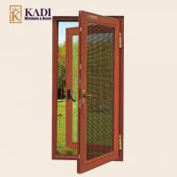 China Aluminium Mesh Screen Door For Insect Prevention Model: 100 wholesale