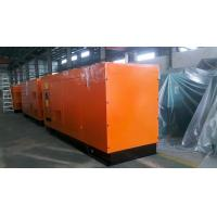 China Outdoor Standby Power Generator 250KW / 313KVA , Water Cooled Diesel Generator wholesale