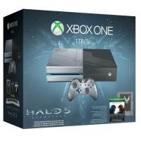 Quality NEW Microsoft Xbox One 1TB Limited Edition Console Controller Halo 5 Guardians for sale