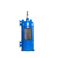 China Large Transfer Screwed Titanium Plate Heat Exchanger With PVC Shell wholesale