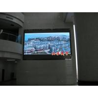 China High Brightness Indoor Advertising LED Display Full Color , P5 LED Screen wholesale