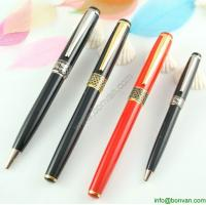 China metal roller pen, high quality laser engraved roller pen,engraved metal roller pen wholesale