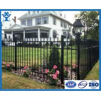 China hot sale aluminium fence and aluminium fence slats & aluminium garden fence on sale