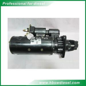 China Cummins Diesel Engine Starter Motor 24V 50MT 4906788 186396 133261 Available on sale