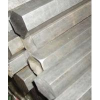 China ASTM Standard Hexagonal Steel Bar , Bright Annealed Stainless Steel Hexagon Bar Stock wholesale