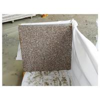 China G664 Pink Red 12x12 Granite Tile Countertop Customized Dimension wholesale