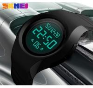 China Skmei Fashion Originality Children PU Strap Chrono Sport Watch Waterproof 50m Students Watches 1269 wholesale