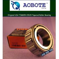 China Axial Load Timken Taper Roller Bearings With Single Row ABEC-5 and Separated wholesale