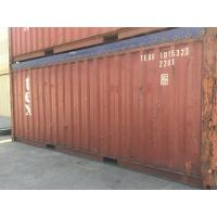 China White International Storage Container Houses / Metal Container Homes wholesale